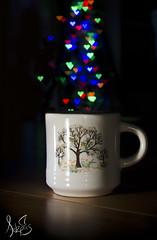 Adzpics: Bokeh love (Adnan Salekin Saif) Tags: canada calgary love coffee nikon bokeh alberta mug d7000