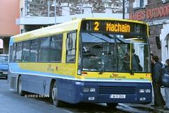 Bus Eireann VA5 (96D2005). (Fred Dean Jnr) Tags: bus volvo cork alexander setanta buseireann december2006 va5 b10b exdublinbus parnellplacecork 96d2005 buseireannroute202 dublinbusyellowbluelivery