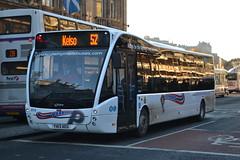 Perrymans 013 YA13AEG (Will Swain) Tags: uk travel november bus buses scotland edinburgh britain transport 13 013 23rd 2013 perrymans ya13aeg