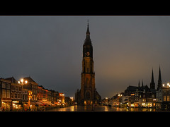 Delft, Markt (Loe Giesen) Tags:
