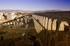 0276_F (Segovia) (Rafelot) Tags: canon spain europe leon segovia acueducto castilla sueca acueductodesegovia acueductoromano castillaleon 1000d eixidetes rafelot amicsdelacamera