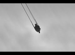 Now. play alone (Giuseppe Suaria) Tags: boy sky chains kid seesaw carousel swing cielo merrygoround altalena catene carosello