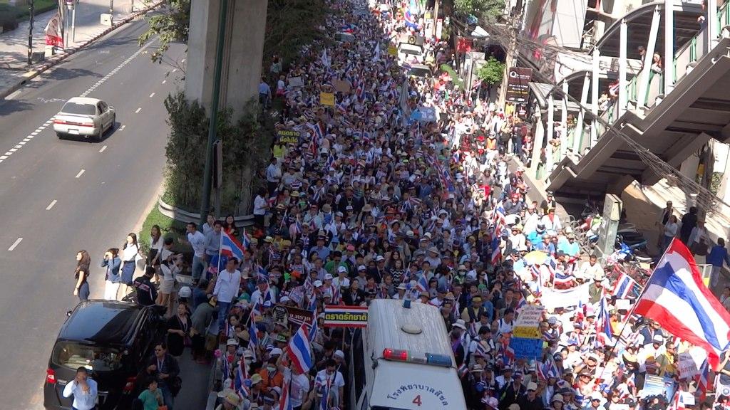 Bangkok Protest 2