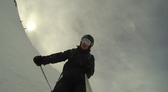 Cauterets (Goproo3) Tags: voyage trip travel black ski france montagne vacances holidays skiing edition fr denis montain cauterets gopro chauvin goproo3