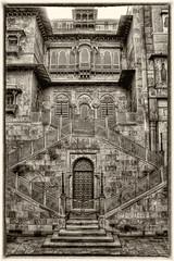 Bikaner IND - Junagarh Fort 03