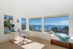 25 Master Bedroom Office View - 3rd Floor (Nick  Carlson) Tags: california homes architecture losangeles pacificpalisades realestatephotography nickcarlson truelifeimages