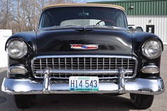 "1955 Chevy Bel-Air Convertible • <a style=""font-size:0.8em;"" href=""http://www.flickr.com/photos/85572005@N00/12443277675/"" target=""_blank"">View on Flickr</a>"