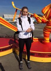 Rozsa Darazs, Hungarian speedskater (McDonaldsCorp) Tags: restaurant hungary russia olympics olympicpark sponsor olympicgames sochi sponsorship speedskating olympians winterolympicgames speedskater officialsponsor 2014olympics officialrestaurant 2014sochiolympics sochiolympicgames rozsadarazs