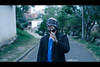[7/53X] Fotograma de Película (DiegoMolano) Tags: november blue selfportrait cali azul movie 50mm nikon sweet cine pelicula autorretrato sweetnovember fotograma cruzadas 53x dulcenoviembre d3100 diegomolano familiafotera cruzadasi
