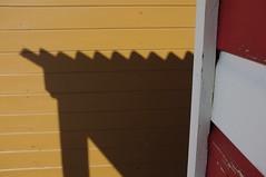 Sunday Walk - West Wittering (Claire_Sambrook) Tags: wood blue sea dog texture beach weather clouds walking sand paint walk huts peelingpaint beachhuts eastsussex sanddunes westwittering