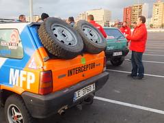 MFP Interceptor (stevenbrandist) Tags: orange spain panda 4x4 fiat rally espana raid madmax algeciras interceptor mfp mainforcepatrol pandaraid2014 le3760x