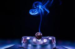 Blue Heat (ETLao) Tags: toodark lowcontrast infocus mediumquality