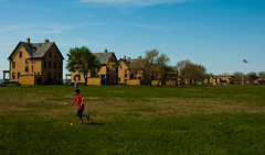 Kite, Playing Kids, USA.jpg (M!Gerstner) Tags: usa kite playingkids