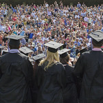 "<b>Luther College Commencement 2014</b><br/> Luther Celebrates the Graduating Class of 2014. Photo taken by Toby Ziemer.<a href=""http://farm4.static.flickr.com/3800/14282731081_c6a9b4c972_o.jpg"" title=""High res"">∝</a>"
