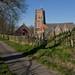 Woudrichem - Martinuskerk vanaf de stadswal