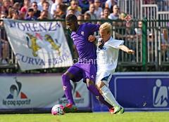 ACF Fiorentina vs Trentino Team (ViolaChannel) Tags: italy ita moena