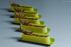 Lingot tropical & peanuts (JJDLV) Tags: dessert gateau fruitdelapassion citronvert madebyflorianv cachutes
