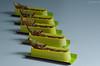 Lingot tropical & peanuts (JJDLV) Tags: dessert gateau fruitdelapassion citronvert madebyflorianv cachuètes