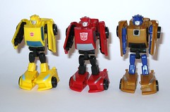 bumblebee bumble chronicle ez collection vol 1 2011 takara tomy cliffjumper transformers 2014 legion class and gold bumblebee rts 2011 legends class hasbro (tjparkside) Tags: red car japan gold one 1 robot transformer g class bumblebee collection transformers legends vehicle ez g1 shield vol easy generations bumble rts takara generation tomy autobot reveal legion chronicle hasbro volume autobots 2014 goldbug 2011 mosc cliffjumper