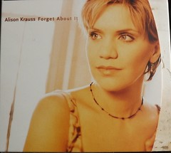 ~ Alison Krauss ~ Forget About It ~ (A4ANGHARAD) Tags: alisonkrauss forgetaboutit rounder