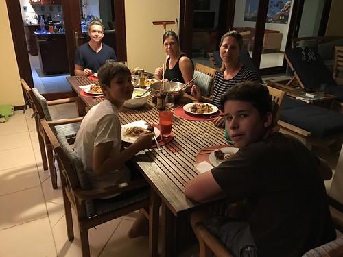 Dinner With Tom & Ramona!