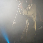 Ranking Roger with long dreads, Morecambe Winter Gardens thumbnail