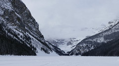 Lake Louise Alberta Canada (renedrivers) Tags: rchan415 renedrivers winter banffnationalpark snow mountain
