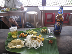 STW3: Kochi, India - a trip through the waterways. Sunday lunch (Tim Booth) Tags: india asia kochi jubileesailingtrust sailtheworld stw3