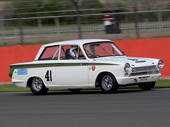 IMG_0151 (grjy) Tags: brown ford cortina car championship lotus neil historic silverstone touring 41 hscc bybox 20130519