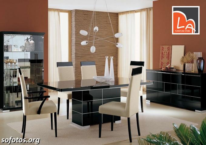 Salas de jantar decoradas (46)