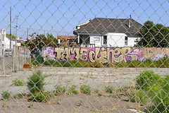 TAME, DINER (STILSAYN) Tags: california graffiti oakland bay diner east area tame 2013