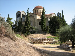 043 - Byzantine Church (Scott Shetrone) Tags: other graveyards events churches places athens greece 5th kerameikos anniversaries