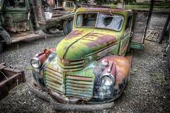 Sprague Trucks (NikonDigifan) Tags: old cars rural vintage washington nikon rust rustic rusty nik trucks decomposition oldies corrosion patina corroded sprague palouse easternwashington spraguewa colorefexpro nikond300 tamronlenses tamron18270 nikondigifan mikegassphotography