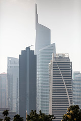 The Crown of Jumeirah (ole) Tags: tower high dubai uae almas jumeirah skyscrapper jlt