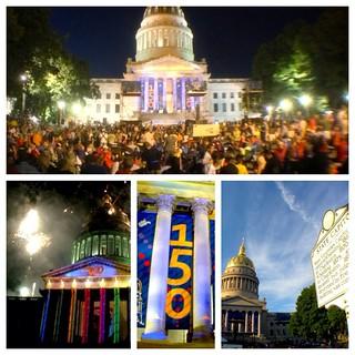 Happy 150th birthday West Virginia