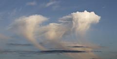 Jellyfishes (Pavel Vanik) Tags: sky panorama clouds canon jellyfish 7d czechrepublic bohemia 70300lis