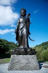 Buddhist statue (..Gio..) Tags: statue buddhiststatue afszoomnikkor2470mmf28ged
