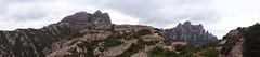 Montserrat - view of The Hermitage
