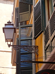 Palma (mdss68) Tags: green terracotta shutters palmademajorca