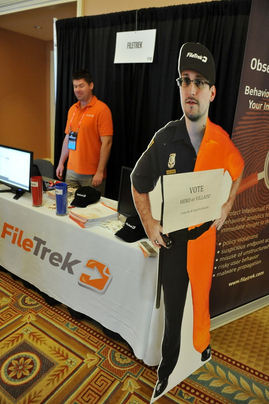 FileTrek Booth (Black Hat Events) Tags  expo lasvegas security exhibition  conference ceasars blackhat 1b451d19e31