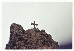 (agalerabranca) Tags: portugal rock stone island cross pierre cruz madeira isla pedra sanctuary croix illa santuario piedra le