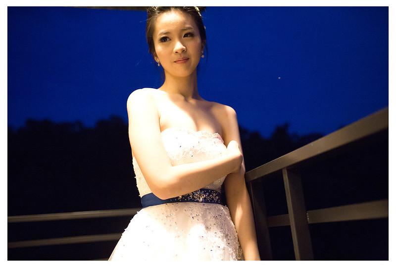 妞妞 婚紗