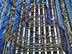 It's Complicated (Mertonian) Tags: reflection glass canon mirror pipe complicated g12 itscomplicated mertonian canong12 robertcowlishaw monkofthewestdesertcom