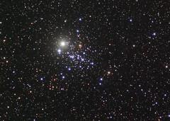 Owl / ET Cluster - Amas du Hibou / de la Chouette - NGC457 (Astrochoupe) Tags: longexposure stars space cluster astronomy opencluster universe et espace toiles astronomie univers longuepose ngc457 etcluster owlcluster Astrometrydotnet:status=solved amasouvert amasdtoiles caldwell13 amasduhibou amasdelachouette Astrometrydotnet:id=supernova6954
