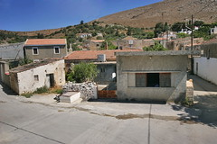 Lasiti_2007_08_102 (Gjabu) Tags: road mountains landscape island village greece crete lasithi