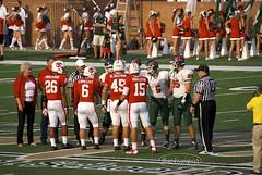 Co Captains (backup1940) Tags: football woodlands texas rhodes katytexas katytigers katyhighschool rhodesstadium jackrhodesstadium