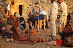 2013-08-28 at 17-12-08 (Namibia Endless Horizon) Tags: culture tribe himba grootberg himbavillage namibianamibia