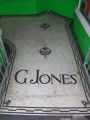 G Jones (co-ophistorian) Tags: jones mosaic doorway doorstep prestatyn