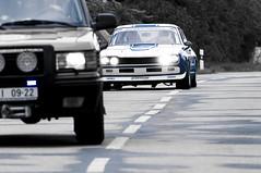 Ford Capri RS2600 LV (onzinka) Tags: old classic ford up car race capri climb do hill brno oldcar modification lv 219 veterán sobesice 2013 rs2600 závod lesná vrchu