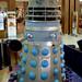 Very sorry looking Dalek Heathrow Airport London UK